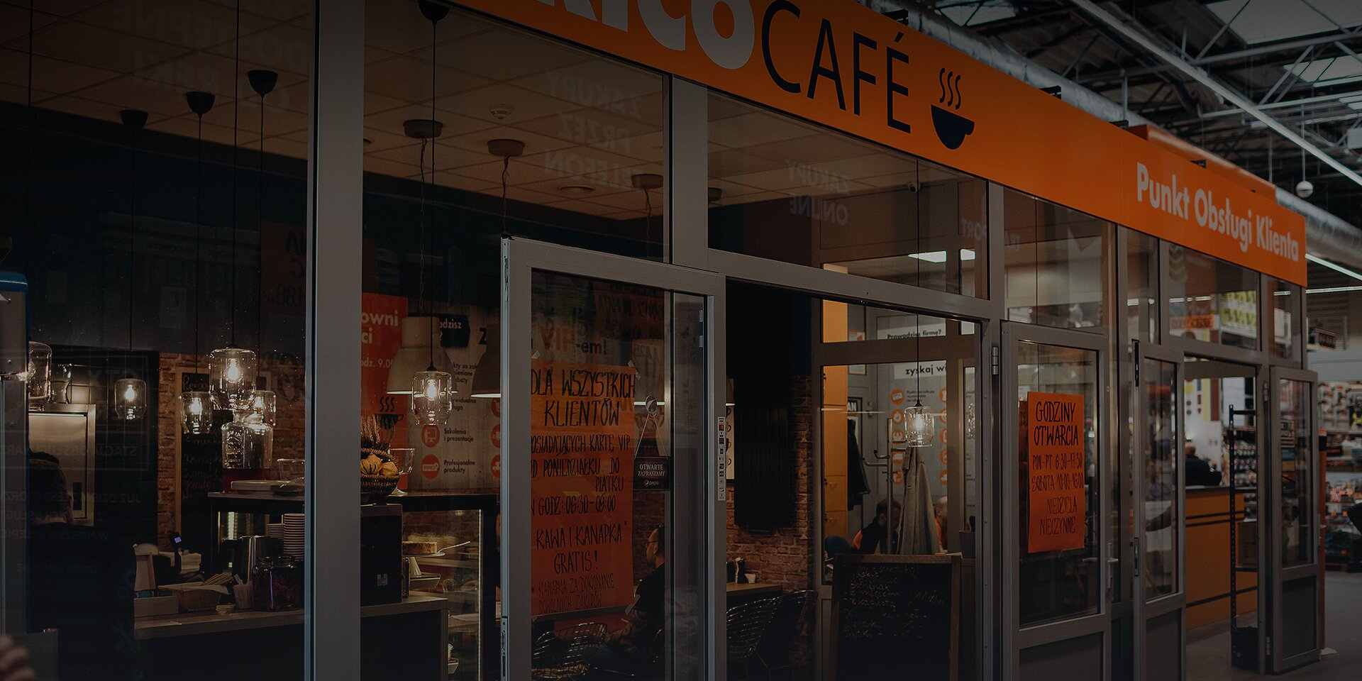 Brico Cafe <small>Food & Cafe</small>
